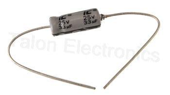 Sale Capacitor Elko Panasonic Fc 100uf 25v Kapasitor axial electrolytic capacitors for sale talon electronics llc