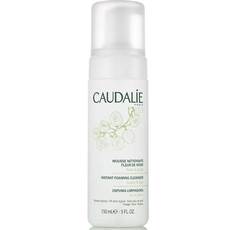 caudalie instant foaming cleanser 150ml free shipping