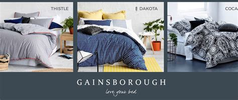 gainsborough bed linen new quilt cover collection by gainsborough charles parsons