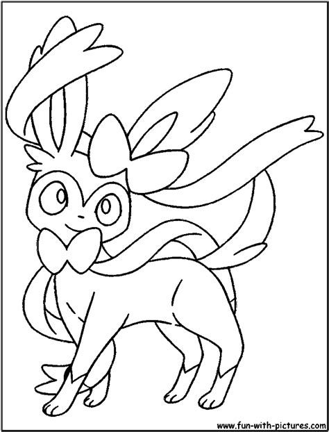 eevee coloring pages coloring pages eevee evolutions az coloring