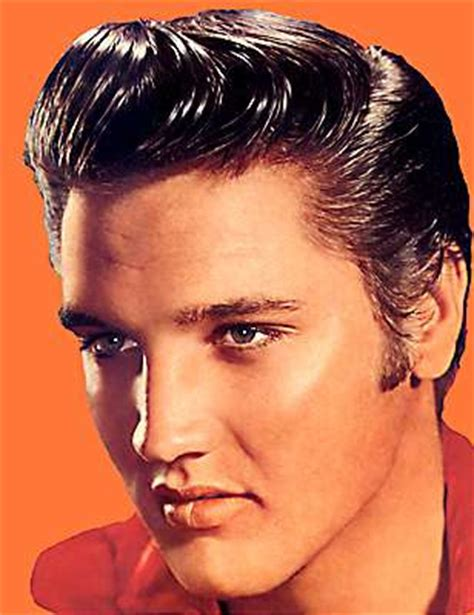 Elvis Hairstyle by Elvis S Rockabilly Hairstyles Cool S Hair