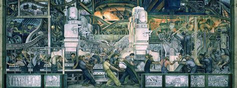 Diego Rivera Famous Artwork by 10 Most Famous Works By Diego Rivera Learnodo Newtonic