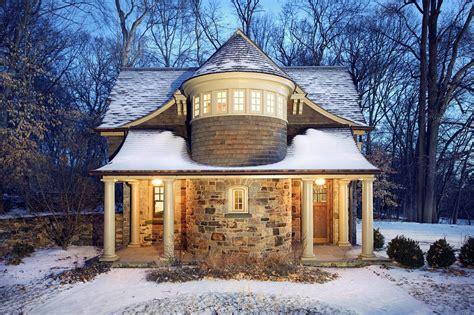 navigate to house stone and shingle classic style carriage house use j k
