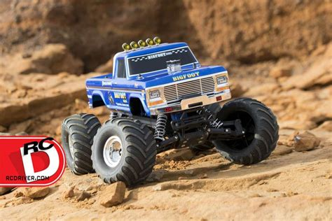 bigfoot 3 truck bigfoot no 1 the original truck from traxxas rc