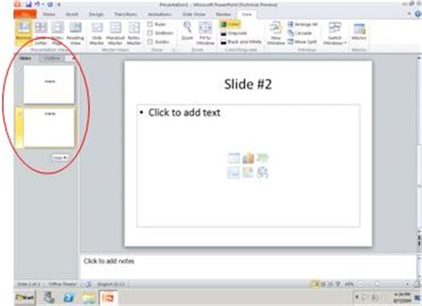 create and print notes pages powerpoint