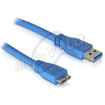 cable usb 3.0 a micro usb transmision datos disco duro