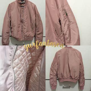 Jaket Flight Bomber Jacket Twentysix Army Cewek jual bomber jacket jacket to