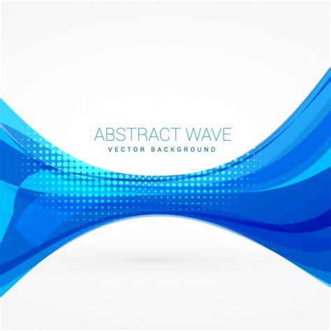 imagenes vectores sin fondo fondo abstracto con la onda azul descargar vectores gratis