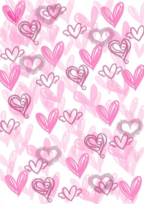 pattern hearts a heart pattern free patterns