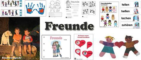 u3 wann projekt freunde und freundschaft kindergarten und kita ideen