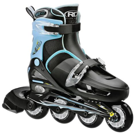 Inline Skate roller derby cobra adjustable inline skate