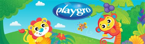 Amazing Garden Twirly Whirly Playgro Play Gro playgro speelgoed boxen baby dump
