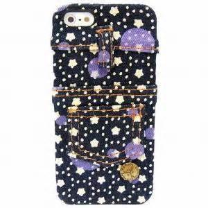 Prev Next Luxo Iphone 5 5s Hardcase Back Motif Batik Anim iphone 5 iphone 5g iphone 5 denim