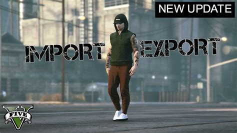 Dress Supreme Import gta import export new clothing
