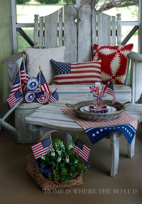 patriotic decorating ideas display your stars and stripes 12 best images about americana ideas on pinterest red