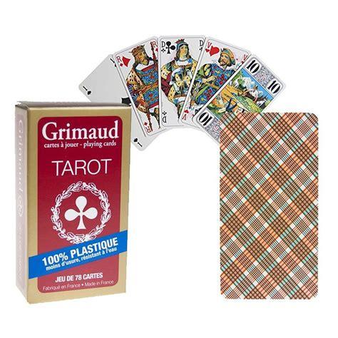 plaque plastique 3447 jeu de tarot 78 cartes officielles f 233 d 233 ration fran 231 aise