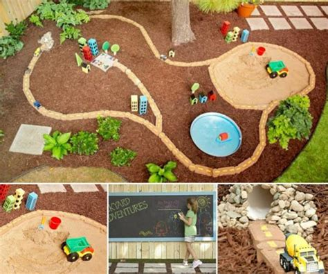 Diy Ideas For Backyard Backyard Diy Race Car Tracks Your Will Instantly Amazing Diy Interior Home Design