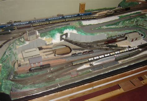 coffee table model railroad coffee table layout construction model help