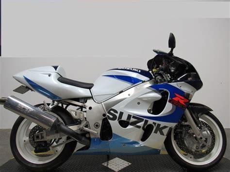 Suzuki Motorcycles Gsxr 600 1999 Suzuki Gsxr 600 Motorcycles For Sale