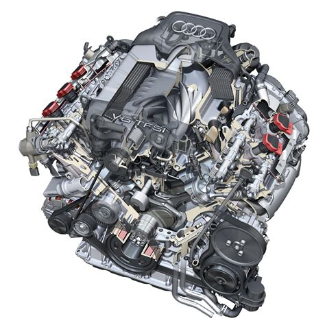 Engine Audi by Audi S4 Engine Wins Influential Ward S 10 Best Engines