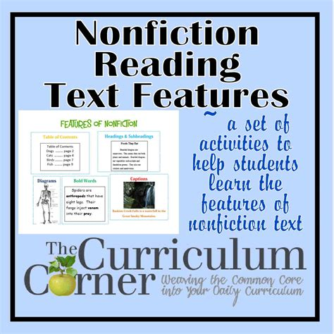 Nonfiction Text Features Worksheet by Narrative Elements Worksheets 4th Grade Happy Memorial