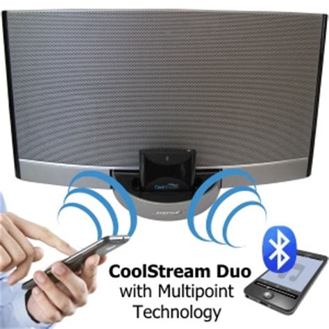 coolstream duo now features multipoint technology coolstream