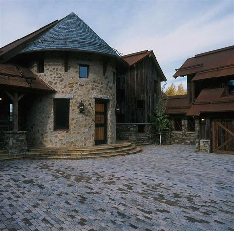mountain style homes portfolio