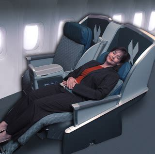 airplane pics american airlines business class lie flat
