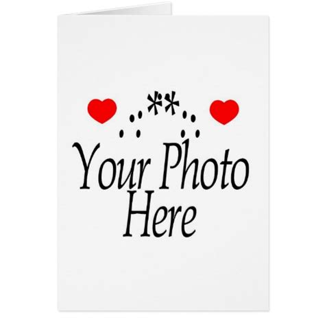 make your cards create your own photo greeting card zazzle