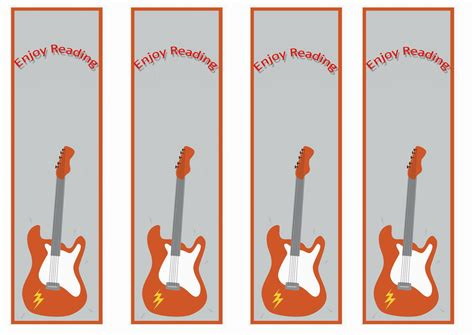 printable music bookmarks music bookmarks birthday printable