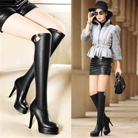 Kode K0559 New Arival High Heel Angkle Boot Swarovski Import new arrival womens ankle boots thigh high boots