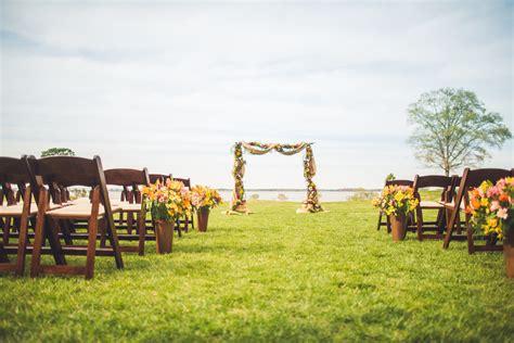 Chesapeake Bay Wedding Venues – Chesapeake Bay Beach Club Wedding Reception 550×366 Garden