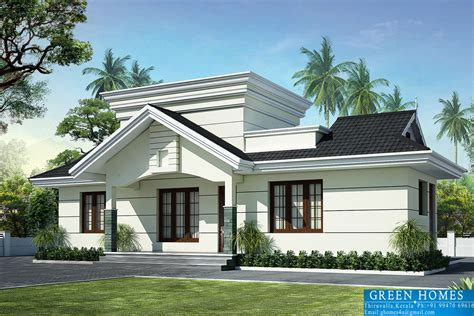 green homes plans green homes nano home design in 990 sq feet