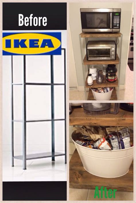 ikea kitchen shelves ikea hack kitchen shelf my diy projects pinterest