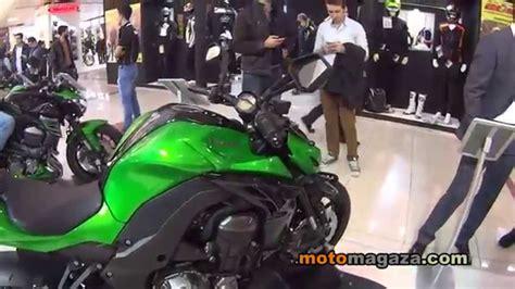 moto bike expo motosiklet fuari kawasaki motomagaza