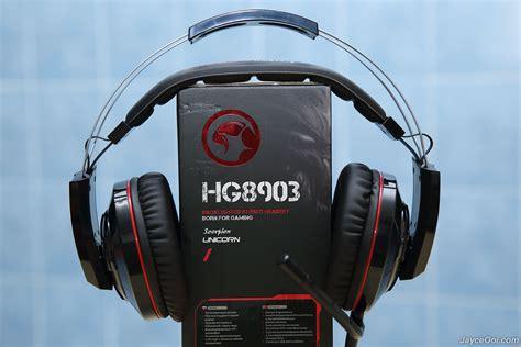 Headphone Marvo Marvo Hg8903 Gaming Headsets Review Jayceooi