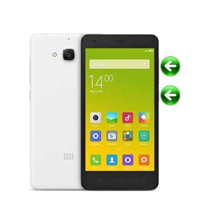Reset Android Note 2 | hard reset xiaomi redmi note 2 prime smartphone