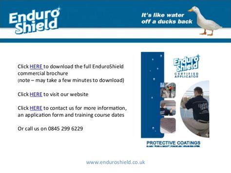 enduroshield professional applicator presentation