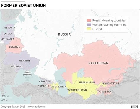 find out the list of ussr countries stratfor s analysis