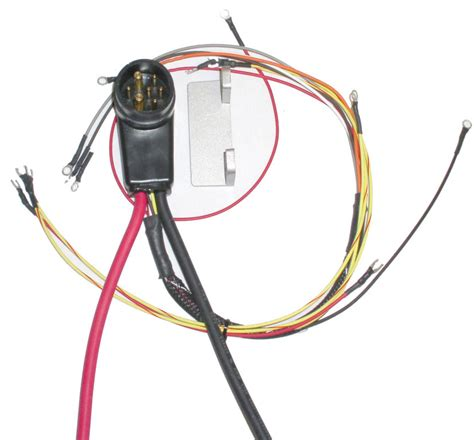 mercury wiring harness iboats