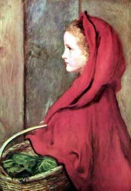 Interior Paintings For Home children in art sir john everett millais quot little red