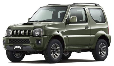 Suzuki Jimny Price Suzuki Jimny Prices Specifications News And Reviews