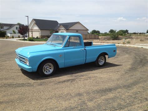 1967 Trucks For Sale by 1967 Chevrolet C 10 Rod Shop Truck For Sale