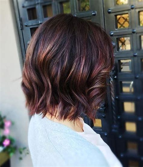 mahogany red hair with high lights best 25 mahogany hair colors ideas on pinterest