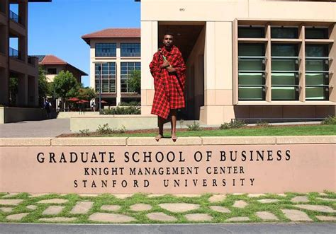 Stanford Mba Miracle Stories my story from tanzania to the olympics stanford gsb