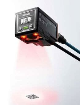 keyence introduces sr 1000 series of 1d and 2d code