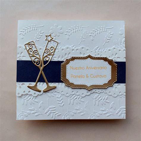 invitaciones de boda por 30 centimos invitaciones boda 20 centimos invitaciones y detalles de invitaci 243 n para aniversario de bodas de oro quot brindis quot ondine collection