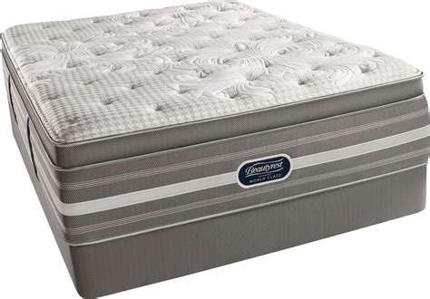 Coleman Cing Pillow by Recharge Chasewood King Pillow Top Luxury Firm Mattress