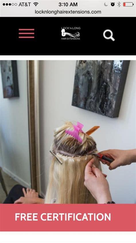 lockn long hair extensions patent pending diy t bar 17 best images about t bar method on pinterest let me