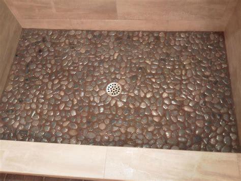 rock tile shower floor shower floor houses flooring picture ideas blogule